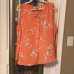 Loft blouse top